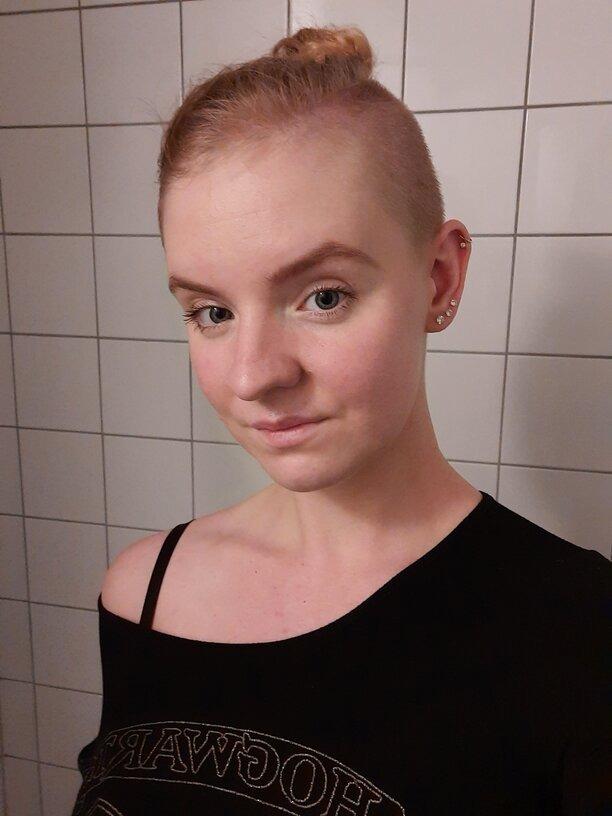 Amanda Janssonn lärare på Uppsala Danscenter